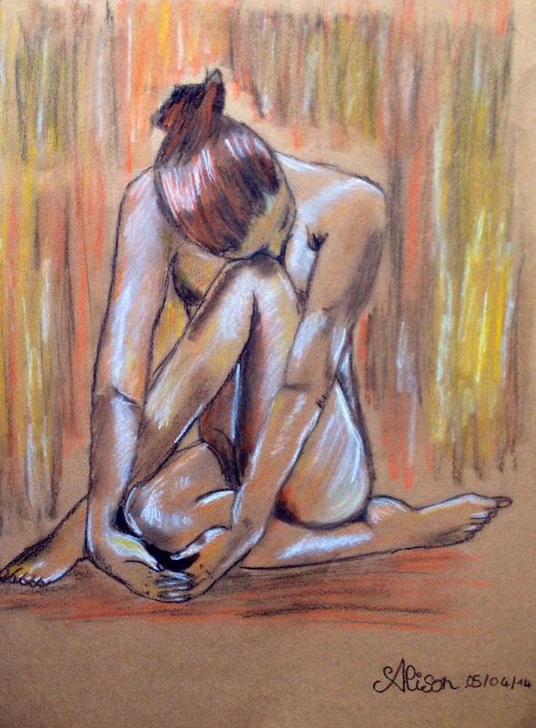Photo nue de pierre de sharon